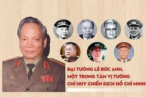 TP.HCM thông báo Quốc tang Đại tướng Lê Đức Anh