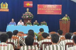 90 phạm nhân ở TP.HCM được giảm án tù dịp lễ 30/4