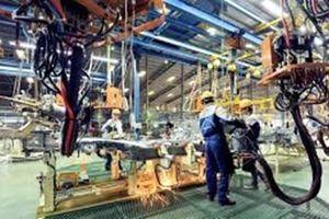 4 tháng đầu năm 2019, chỉ số sản xuất toàn ngành công nghiệp tăng 9,2%