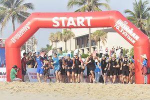 Cấm đỗ xe phục vụ các cuộc thi Ironman 70.3vn, Sprint và Ironkids