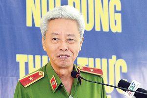 Thiếu tướng Phan Anh Minh - Sự ấm áp sau vẻ khô khan