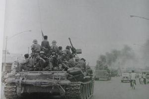 Theo bước quân giải phóng từ Buôn Ma Thuột vào SG