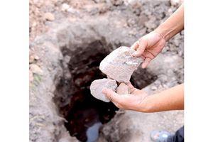 Quy hoạch khảo cổ chậm hơn... trộm