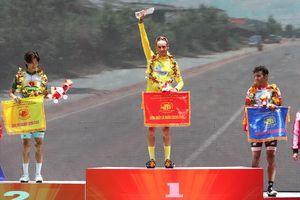 Cua-rơ Tây Ban Nha đoạt áo vàng chung cuộc Cúp xe đạp truyền hình TP.HCM 2019