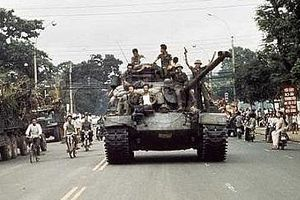 Những hình ảnh quý giá về ngày Giải phóng miền Nam (30-4-1975)