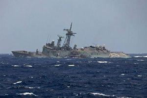 Tàu hải quân lớn nhất và tàu hộ vệ tên lửa của Australia sắp thăm cảng Cam Ranh