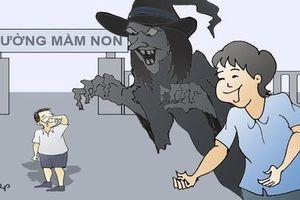 Cần xử lý nghiêm cơ sở mầm non bạo hành trẻ em