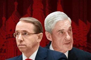 Người chỉ định Robert Mueller điều tra nghi án 'Nga can thiệp bầu cử' từ chức