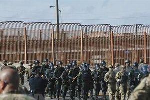 Mỹ tăng cường hàng trăm binh sỹ tới biên giới miền Nam với Mexico