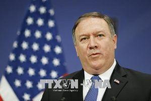 Ngoại trưởng Mỹ: Trừng phạt liên tục sẽ đạt được phi hạt nhân hóa Triều Tiên