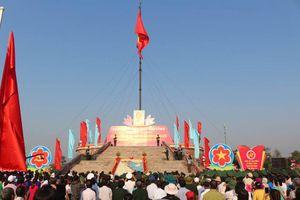 Xúc động Lễ Thượng cờ Thống nhất non sông