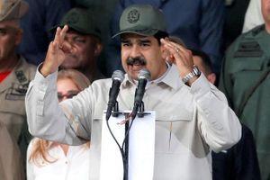 TT Maduro tuyên bố đánh bại âm mưu đảo chính ở Venezuela