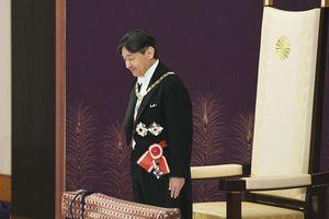 Tổng bí thư Nguyễn Phú Trọng chúc mừng Nhật hoàng Naruhito đăng cơ