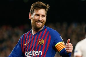 Liverpool xuất sắc, nhưng Messi sẽ quyết định mọi thứ