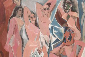 Cả cuộc đời hoan lạc, Picasso 72 tuổi cưới một cô gái 27 tuổi