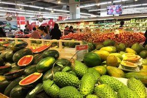 81% cửa hàng trái cây tại Hà Nội có tem truy xuất nguồn gốc