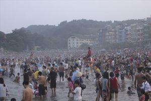 Thanh Hóa: Sầm Sơn đón hơn 60 vạn người dịp nghỉ lễ