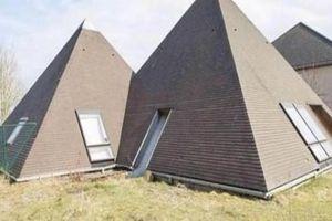 Những ngôi nhà 'thảm họa' cho thấy đắc tội với kiến trúc sư là một sai lầm