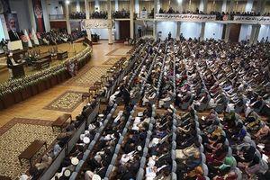 Afghanistan tổ chức hội nghị hòa bình toàn quốc