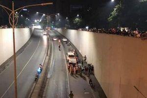 Tài xế xe Mercedes uống rượu bia, tông 2 phụ nữ tử vong trong hầm Kim Liên