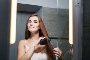 Những thói quen hàng ngày khiến mái tóc bạc sớm