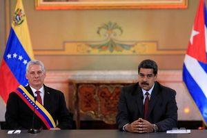 'Không có binh sĩ hoặc hoạt động quân sự nào của Cuba tại Venezuela'