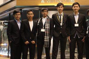Lao động trẻ thời công nghệ: Làm chủ doanh nghiệp từ năm 3 đại học
