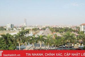 Thành phố Hà Tĩnh khởi động hành trình mới