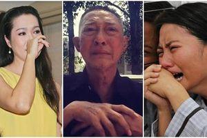 Dàn sao Việt bàng hoàng đến xót thương tột độ khi nghe tin nghệ sĩ Lê Bình qua đời