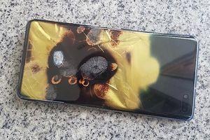 Samsung Galaxy S10 5G bất ngờ phát nổ
