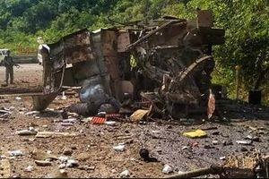 Phiến quân đánh bom làm 16 binh sĩ Ấn Độ thiệt mạng