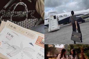 Dior chăm sóc khách mời 'đến tận chân răng' cho show diễn Cruise 2020 ở Marrakech, Ma-rốc