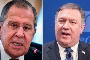 Ngoại trưởng Nga - Mỹ thảo luận về khủng hoảng Venezuela