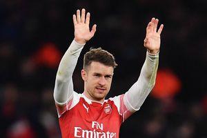 Ramsey nghẹn ngào gửi tâm thư chia tay CĐV Arsenal trên mạng xã hội