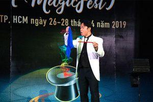 Chương trình giao lưu ảo thuật Quốc tế: 'Sân chơi quy tụ nhiều anh tài'