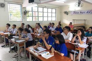 TPHCM: Đã có nguyện vọng 1 tuyển sinh vào lớp 10