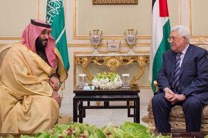 Saudi 'ra giá' 10 tỉ đô để Palestine đồng ý thỏa thuận thế kỷ của Mỹ