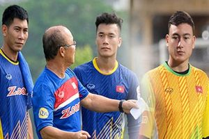 HLV Park Hang-seo 'đau đầu' vì điều chưa từng thấy của bóng đá Việt Nam