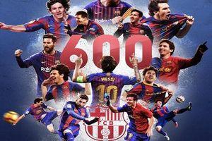 'Phù thủy' Messi và ma thuật từ đôi chân thiên tài