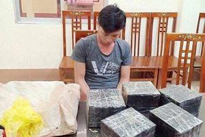Bóc gỡ đường dây ma túy xuyên quốc gia