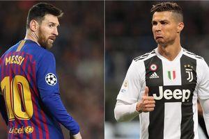Messi 'nổi lửa' sẽ khiến Ronaldo bùng nổ