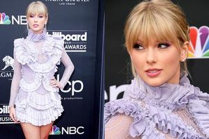 Billboard Music Awards: Taylor Swift tái xuất 'sến sẩm', Trọng Hiếu là nghệ sĩ Việt duy nhất tham dự