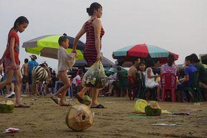 Thanh Hóa: Xác minh thông tin du khách bị 'chặt chém' ở biển Hải Tiến