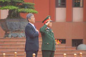 Việt Nam - Nhật Bản sẽ tăng cường hợp tác an ninh biển?