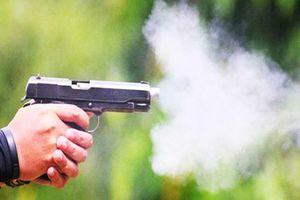 Tạm giữ 9 đối tượng liên quan vụ nổ súng tại trường gà khiến 1 người bị thương