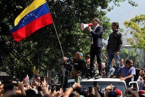 Quân đội Mỹ đe dọa Venezuela