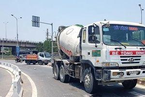 Đà Nẵng: Xe bồn va chạm với xe máy, 2 phụ nữ nguy kịch
