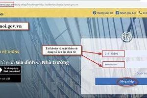 Cách thức xác nhận nhập học trực tuyến vào lớp 10 tại Hà Nội