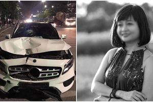 Vụ 2 phụ nữ tử vong do tai nạn tại hầm Kim Liên: 'Cô giáo đâu hả mẹ'?