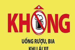 Tai nạn giao thông do rượu bia: Đừng chỉ dừng ở việc hô… khẩu hiệu!